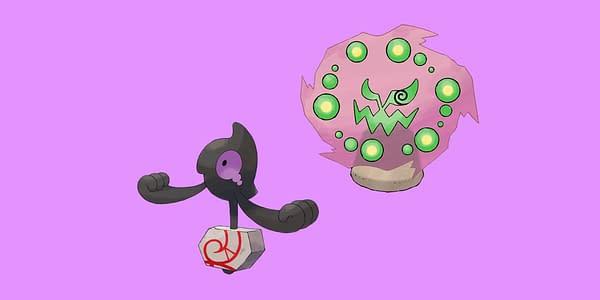 Galarian Yamask & Spiritomb will be featured soon in Pokémon GO. Credit: The Pokémon Company International