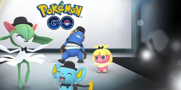 Pokémon GO Fashion Week promotional image. Credit: Niantic