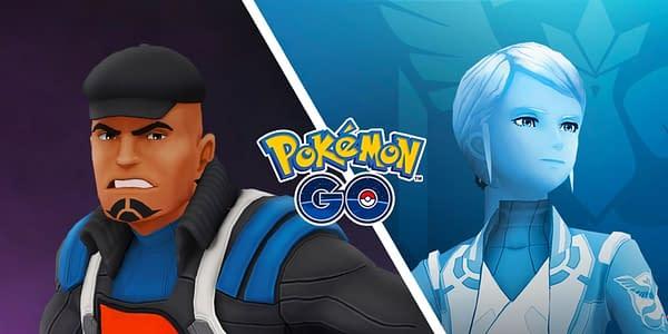 Team GO Rocket Leader Cliff promotional image in Pokémon GO. Credit: Niantic