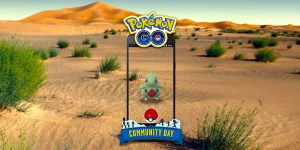 Pokémon GO Community Day promotional image. Credit: Niantic