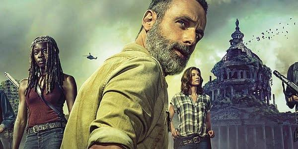 The Walking Dead showrunner Angela Kang talks 2020 (Image: AMC)
