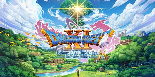 Dragon Quest XI S: Echoes of an Elusive Age will be released on December 4th, 2020. Courtesy of Square Enix.