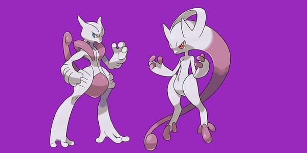Are Mega Mewtwo X and Y coming to Pokémon GO? Credit: Niantic