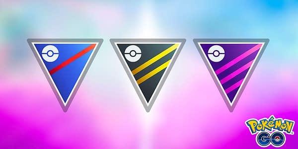 GO Battle League promotional graphic for Pokémon GO. Credit: Niantic