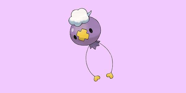Drifloon. Credit: The Pokémon Company International