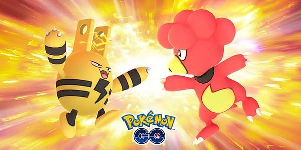 Little Cup promotional image for Pokémon GO. Credit: Niantic