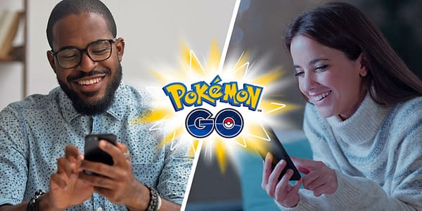 GO Battle League promo image in Pokémon GO. Credit: Niantic