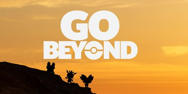 GO Beyond promo in Pokémon GO. Credit: Niantic