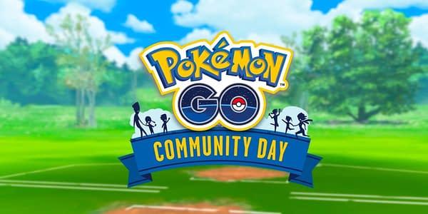 Pokémon GO Community Day graphic. Credit: Niantic