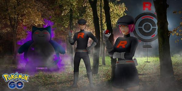 Shadow Snorlax in Pokémon GO. Credit: Niantic