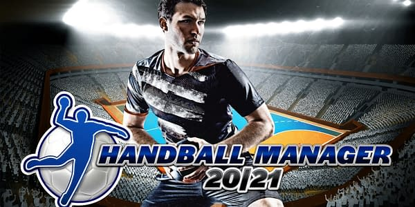 Handball Manager 2021 brings you all the excitement without actually messing up a contract. Courtesy of Netmin Games.
