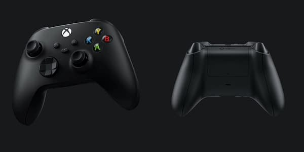 Look at the new but sort of the same controller, courtesy of Microsoft.