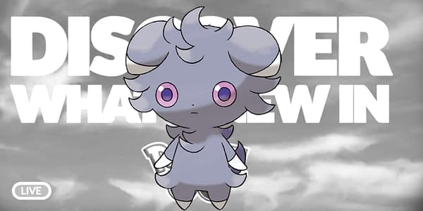 Espurr in Pokémon GO. Credit: Niantic & Pokémon Company International