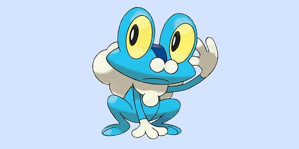 Froakie official artwork. Credit: The Pokémon Company International