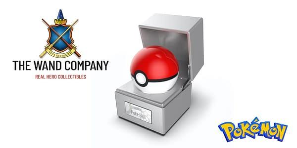 Premium Poké Ball. Credit: The Wand Company