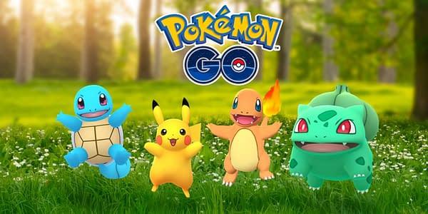 Kanto promo for Pokémon GO. Credit: Niantic