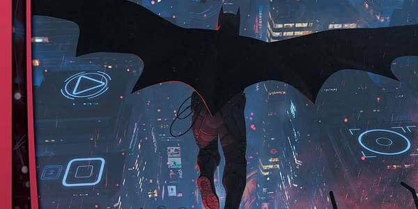 The Fascism Of Gotham In DC's Future State