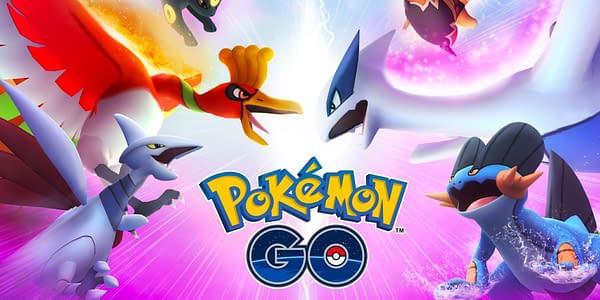 GO Battle League promo in Pokémon GO. Credit: Niantic
