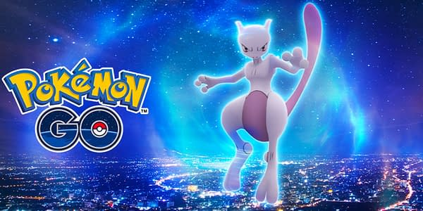 Mewtwo in Pokémon GO. Credit: Niantic