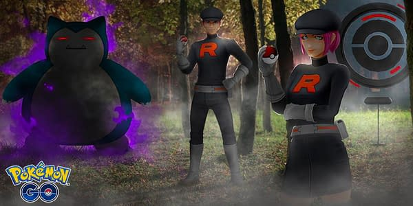 Team GO Rocket in Pokémon GO. Credit: Niantic