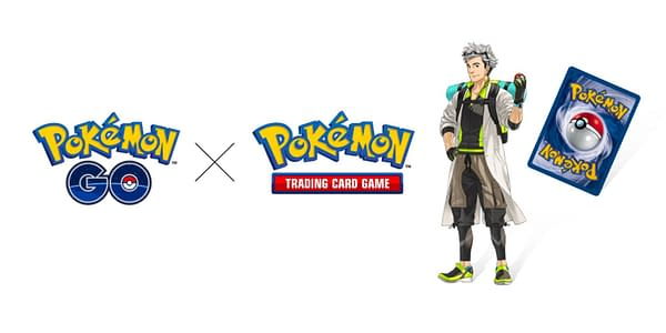 Pokémon GO and TCG collaboration graphic. Credit: Niantic