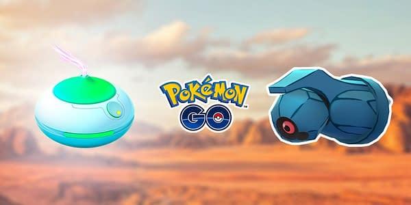 Beldum di Pokémon GO.  Kredit: Niantic