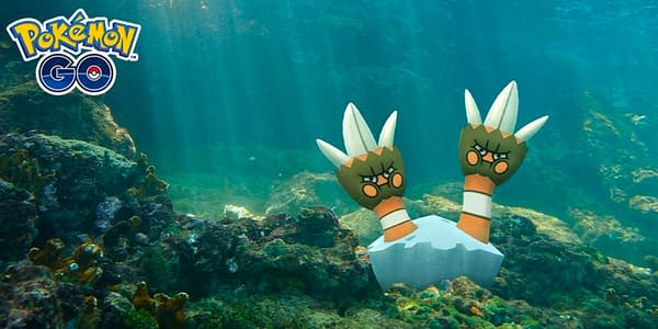 Sustainability Week graphic in Pokémon GO. Credit: Niantic