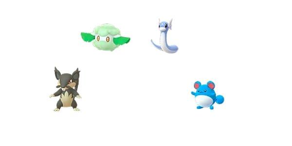 May Spotlight species in Pokémon GO. Credit: Niantic