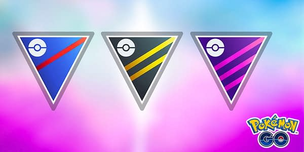 PVP Leagues in Pokémon GO. Credit: Niantic