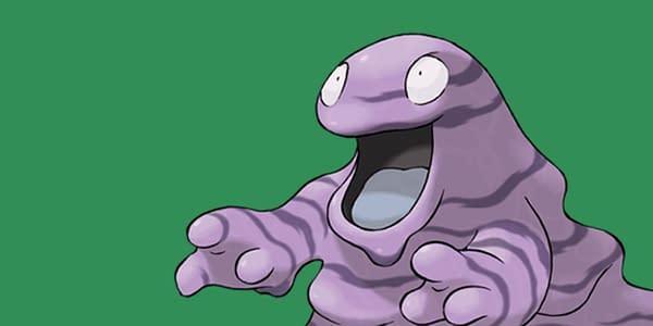 Grimer in Pokémon GO. Credit: Niantic
