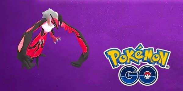 Yveltal in Pokémon GO. Credit: Niantic