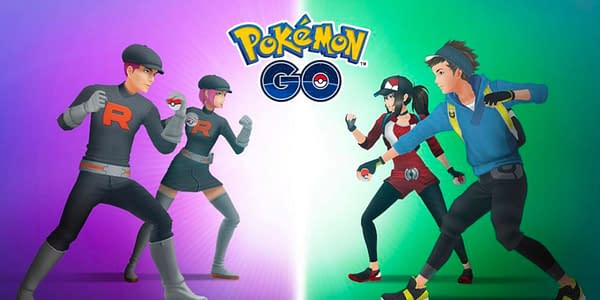 Team GO Rocket in Pokémon GO. Credit: Niantic