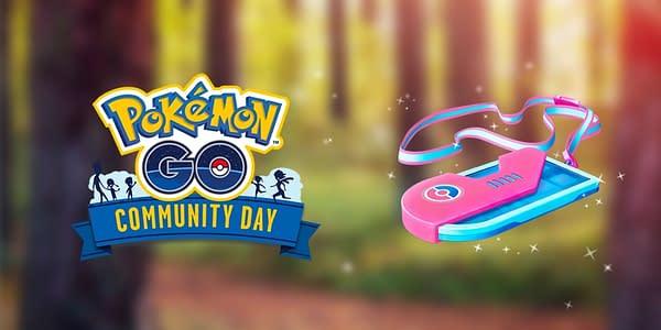 Community Day ticket in Pokémon GO. Credit: Niantic