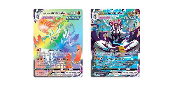 Cards of Battle Styles. Credit: Pokémon TCG