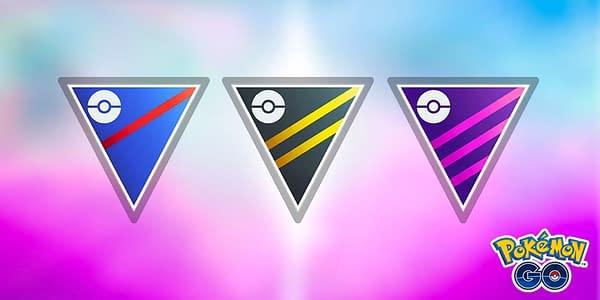 GO Battle League graphic in Pokémon GO. Credit: Niantic