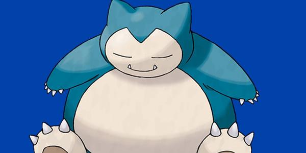 Snorlax official artwork. Credit: Pokémon Company