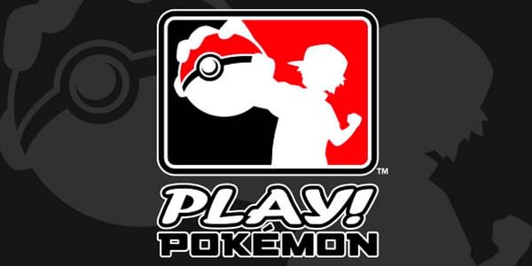 PLAY! Logo. Credit: Pokémon TCG