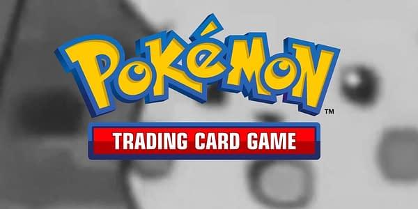 Logo over Surprised Pikachu meme. Credit: Pokémon TCG