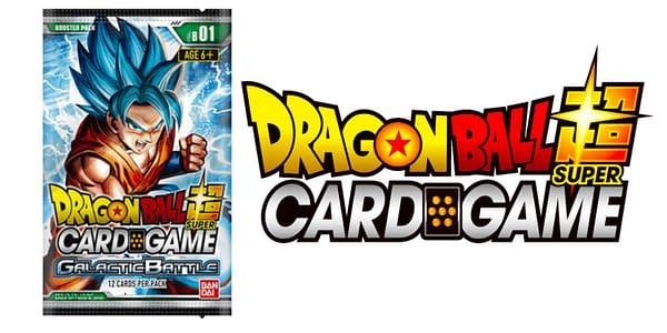Galactic Battle pack. Credit: Dragon Ball Super Card Game
