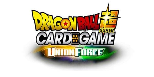 Union Force logo. Credit: Dragon Ball Super Card Game