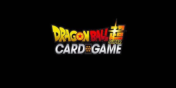 Dragon Ball Super Card Game logo. Credit: Bandai