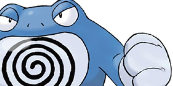 Poliwrath artwork. Credit: Pokémon Company
