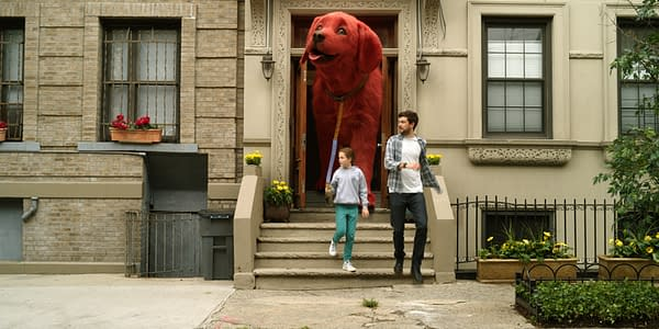 Clifford the Big Red Dog Has Been Pulled From Release