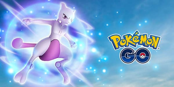 Mewtwo in Pokémon GO. Credit: Niantic