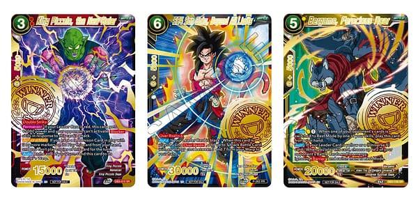 New Alt Arts. Credit: Dragon Ball Super Card Game