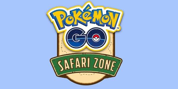 Safari Zone logo in Pokémon GO. Credit: Niantic