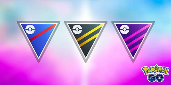 GBL graphic in Pokémon GO. Credit: Niantic