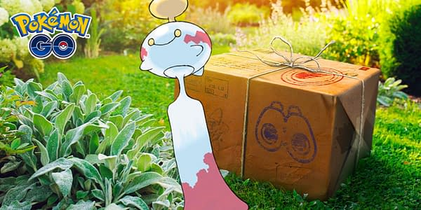 Chimecho in Pokémon GO. Credit: Niantic