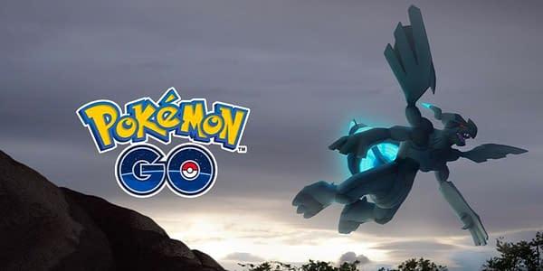 Zekrom in Pokémon GO. Credit: Niantic