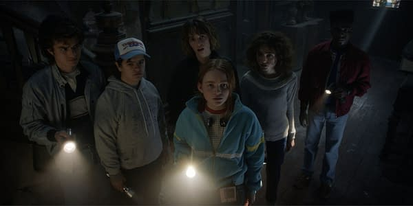Stranger Things 4 Sneak Peek Confirms Netflix Series' 2022 Return